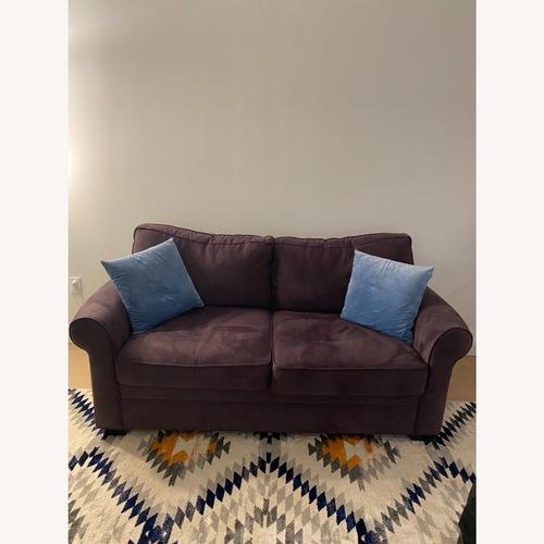 Used Raymour and Flanigan Glendora Loveseat for sale on AptDeco