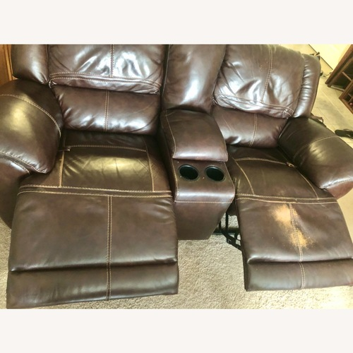 Used Ashley Furniture Recliner Loveseat for sale on AptDeco