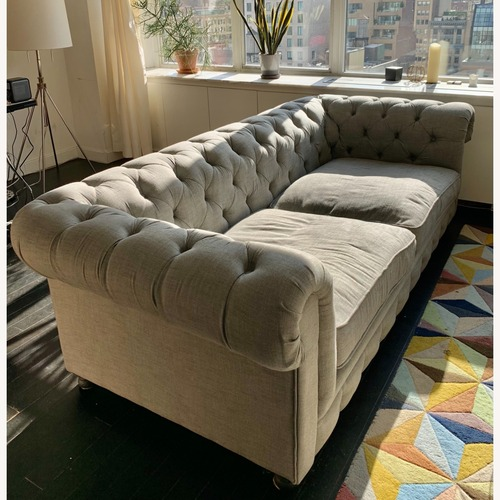 Used Restoration Hardware Kensington 96L44D 3-Seat sofa for sale on AptDeco
