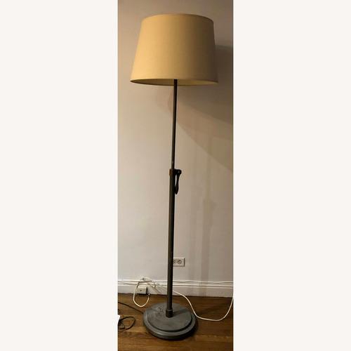 Used Pottery Barn Sutter Floor Lamp for sale on AptDeco