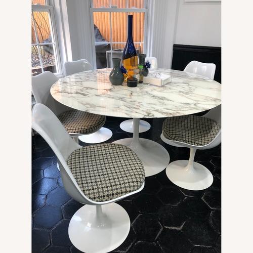 Used Eero Saarinen Tulip Dining Set for sale on AptDeco