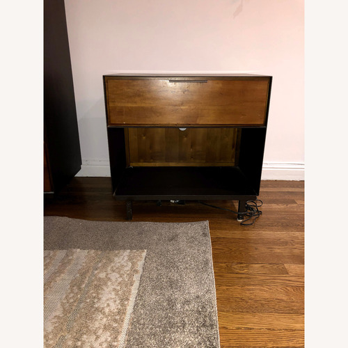 Used Raymour and Flannigan Pearson Nightstand for sale on AptDeco