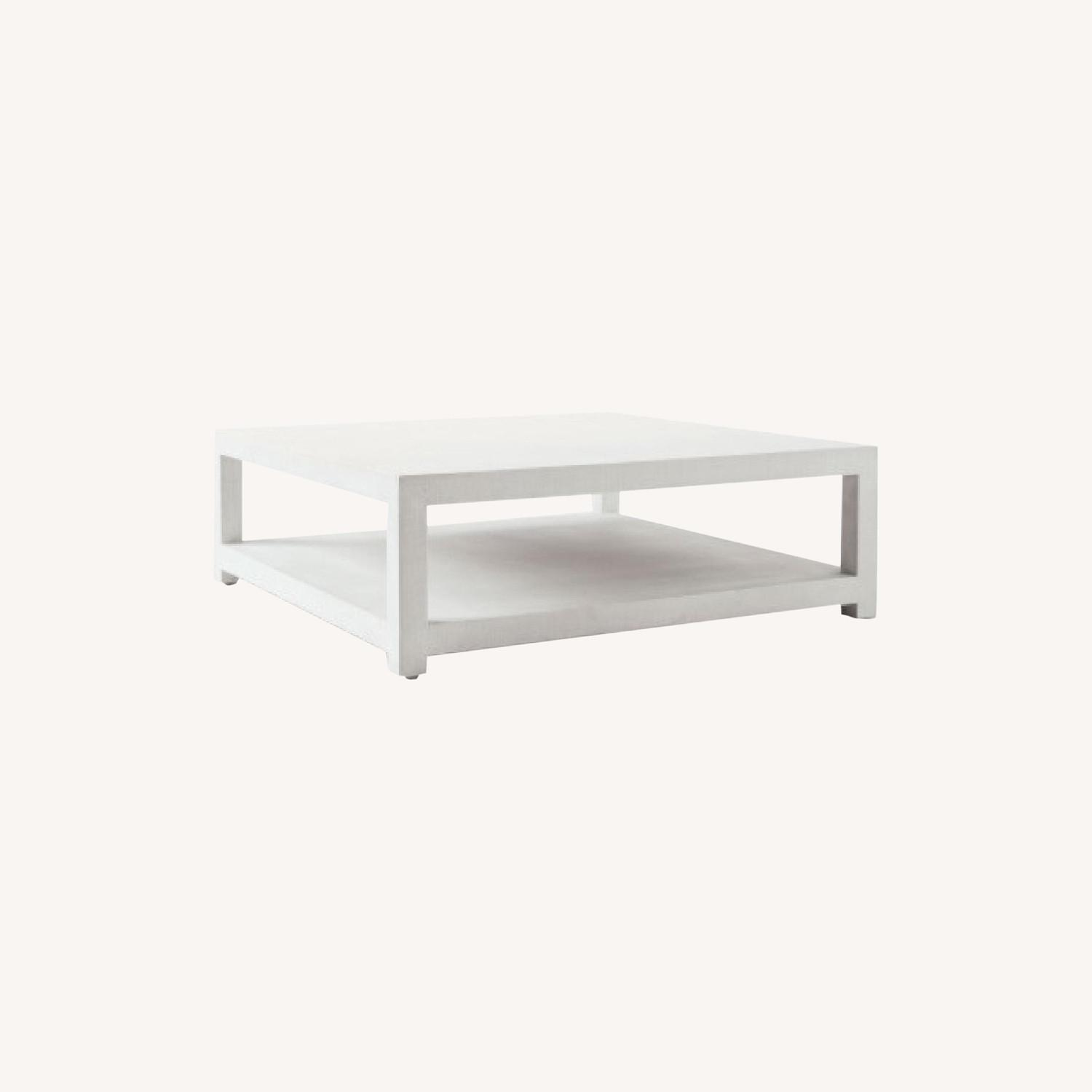 Serena & Lily Driftway Coffee Table - image-0