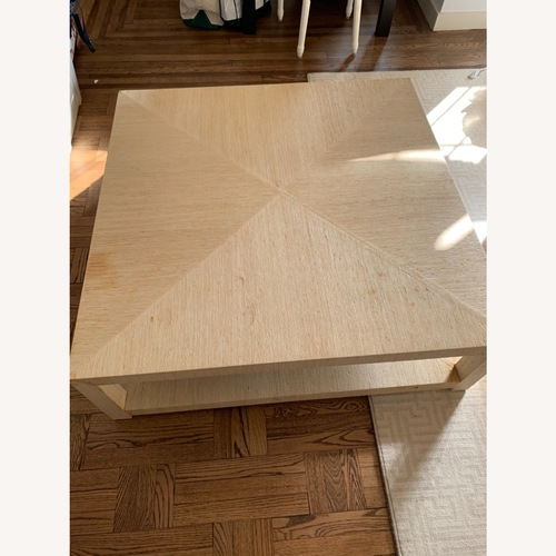 Used Serena & Lily Driftway Coffee Table for sale on AptDeco
