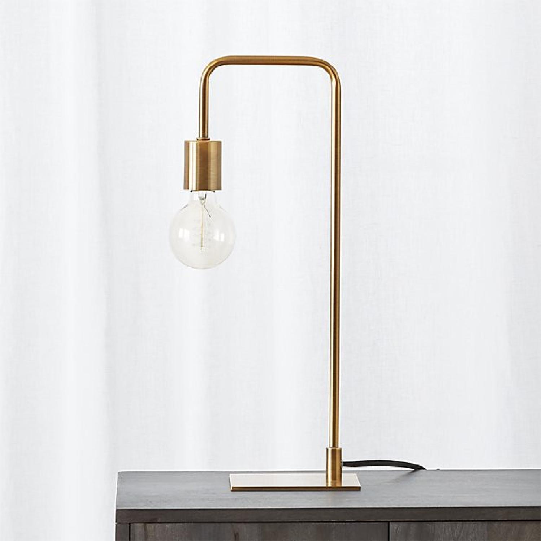 CB2 Arc Table lamp - image-5