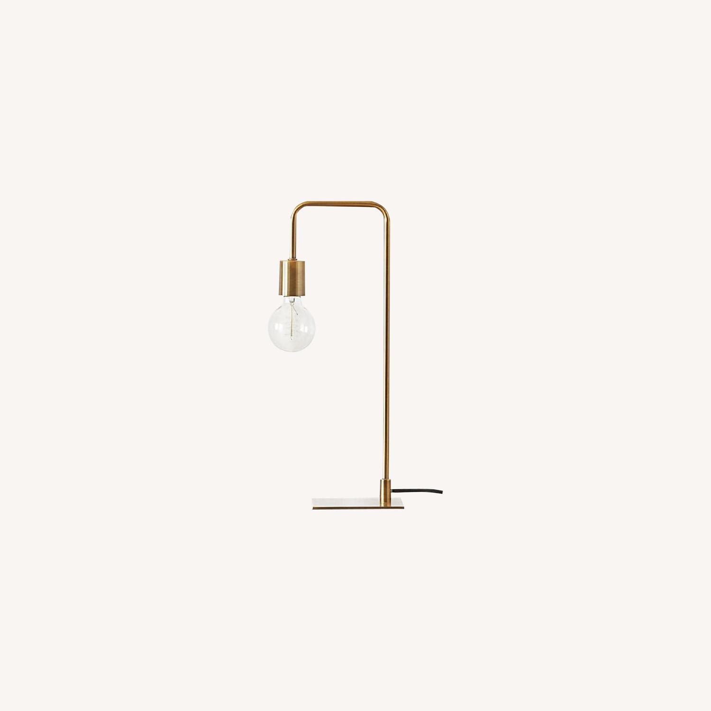 CB2 Arc Table lamp - image-0