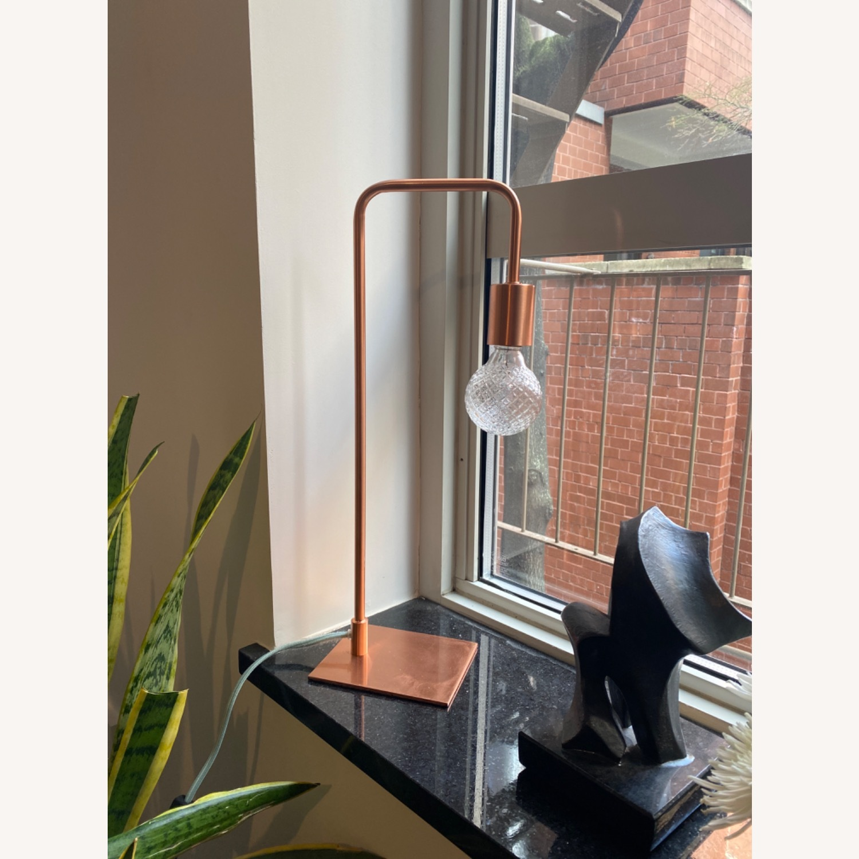 CB2 Arc Table lamp - image-3