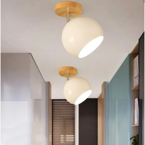 Used CB2 Modern Sconce in Black and Wood from Italian Store for sale on AptDeco
