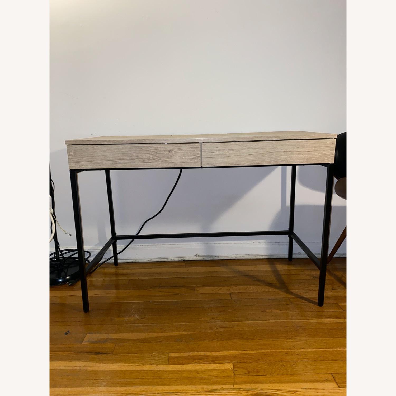 Target Loring Wood Desk with Drawers - image-10
