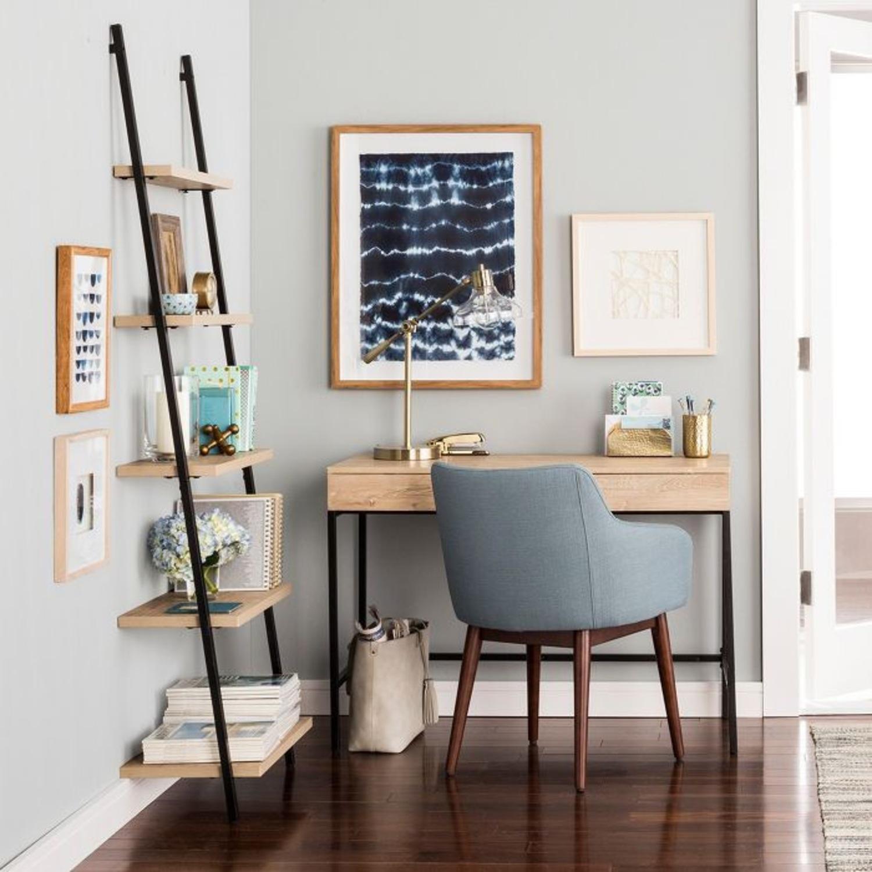 Target Loring Wood Desk with Drawers - image-4