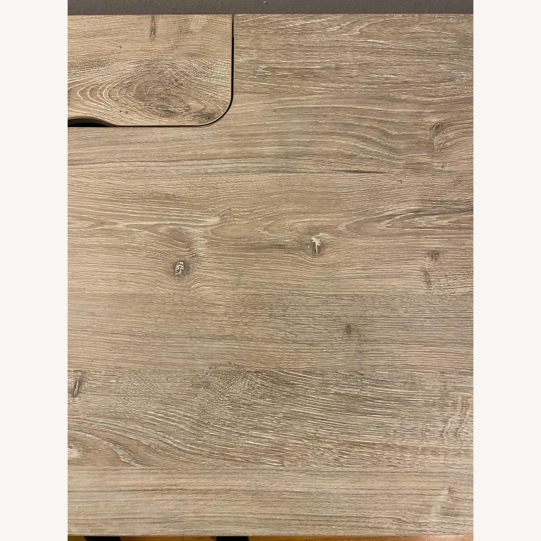 Target Loring Wood Desk with Drawers - image-2