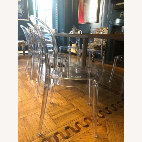 Used Calligaris Transparent Side Chair for sale on AptDeco