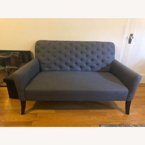 Used West Elm Love Seat (Elton Settee) for sale on AptDeco