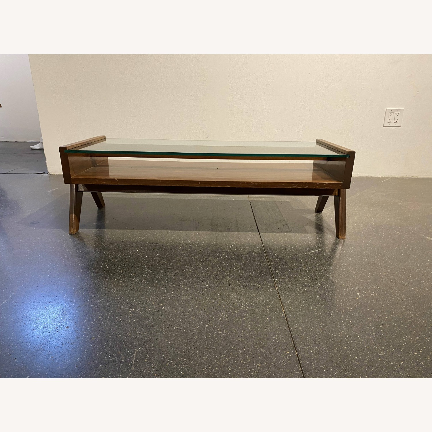 Coffee Table from Pierre Jeanneret Reproduction - image-5