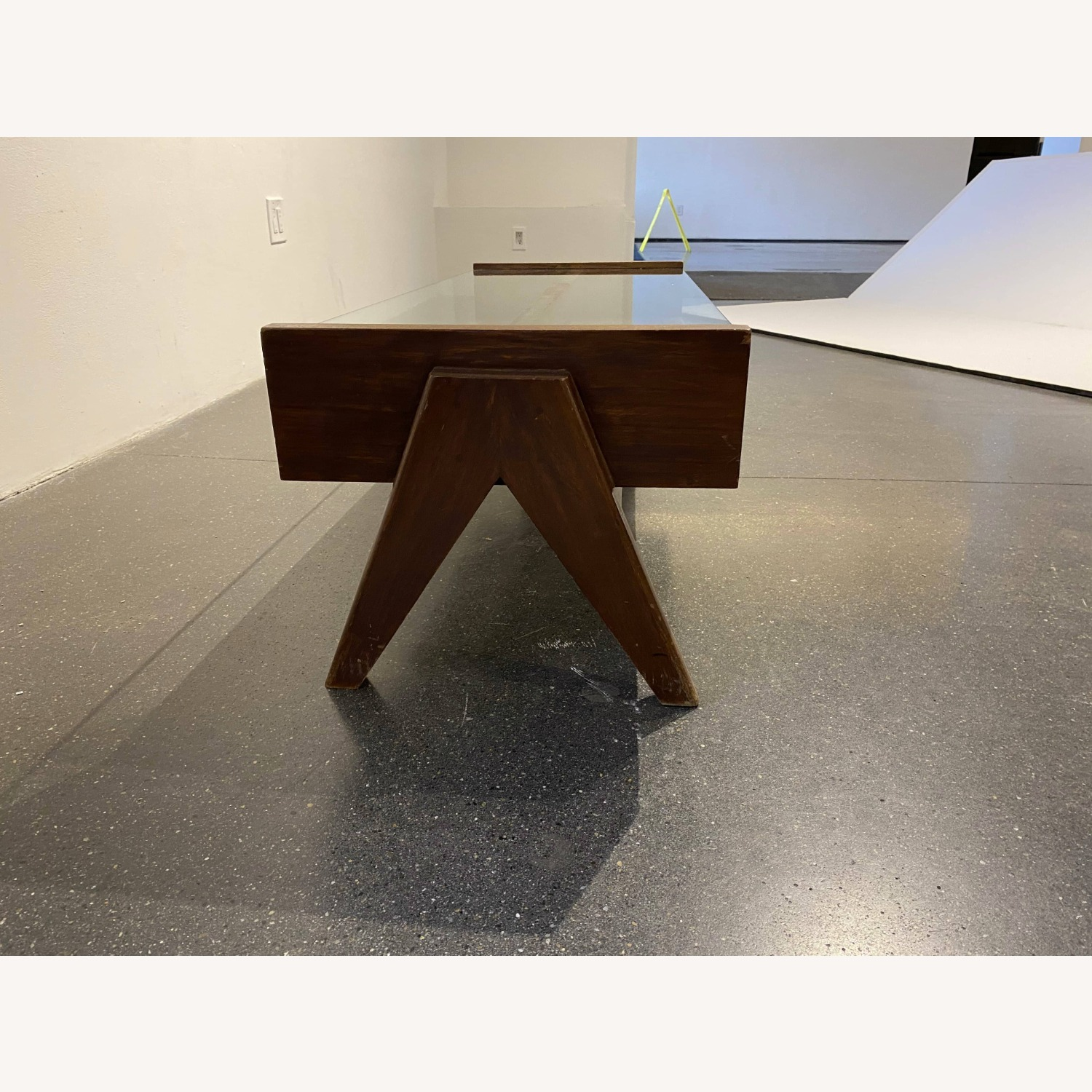 Coffee Table from Pierre Jeanneret Reproduction - image-4