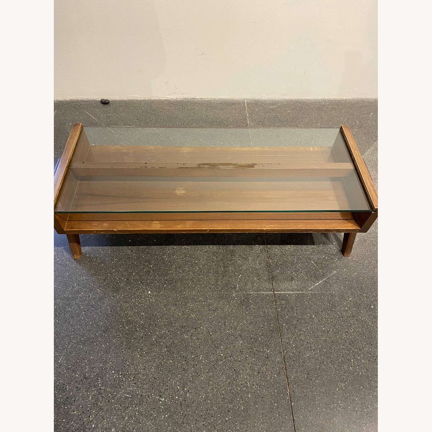 Coffee Table from Pierre Jeanneret Reproduction - image-2
