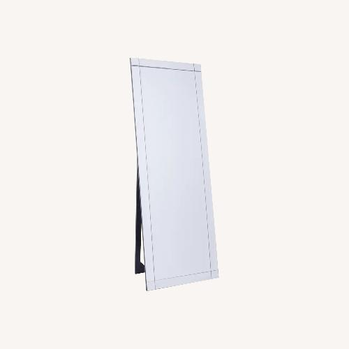 Used Abbyson Living Furniture Floor Mirror for sale on AptDeco