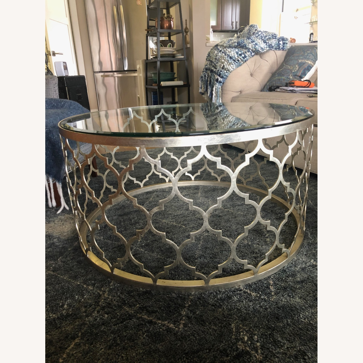 Ethan Allen Coffee Table - image-1