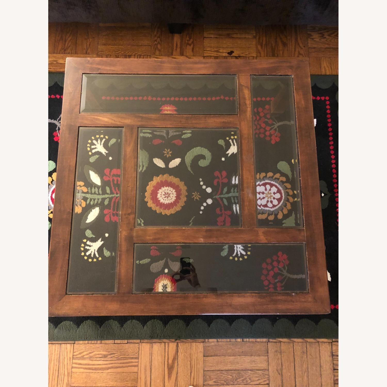Panel Top Coffee Table - image-6
