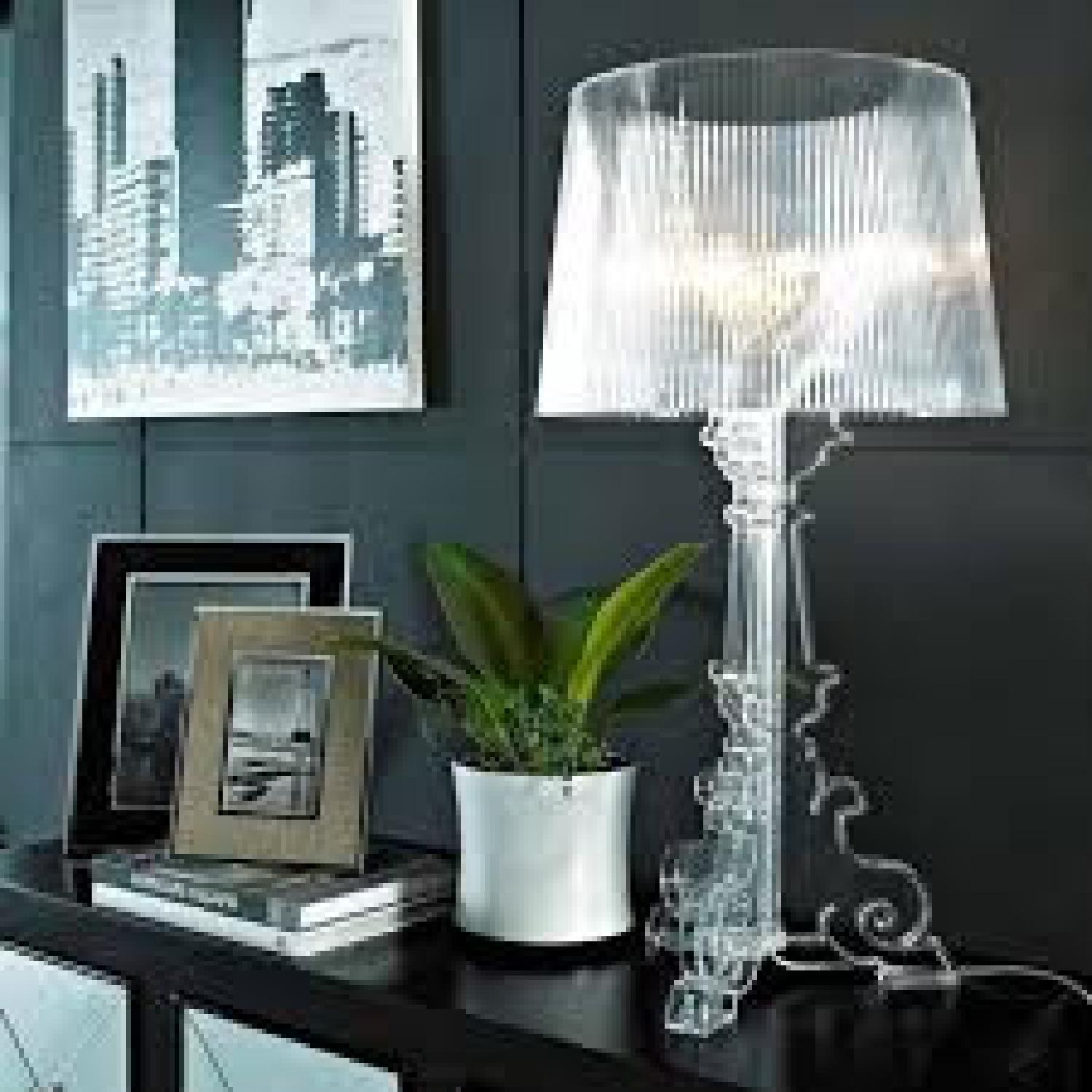 Kartell Bourgie Table Lamps - Pair - image-4
