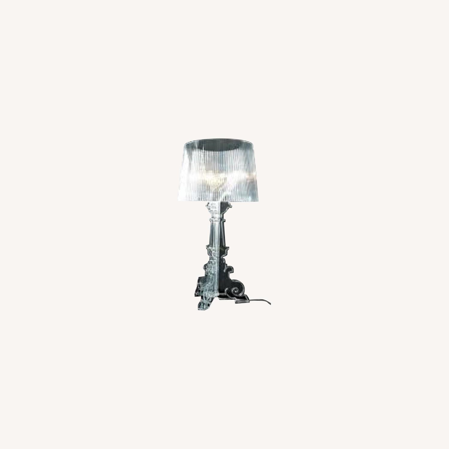 Kartell Bourgie Table Lamps - Pair - image-0