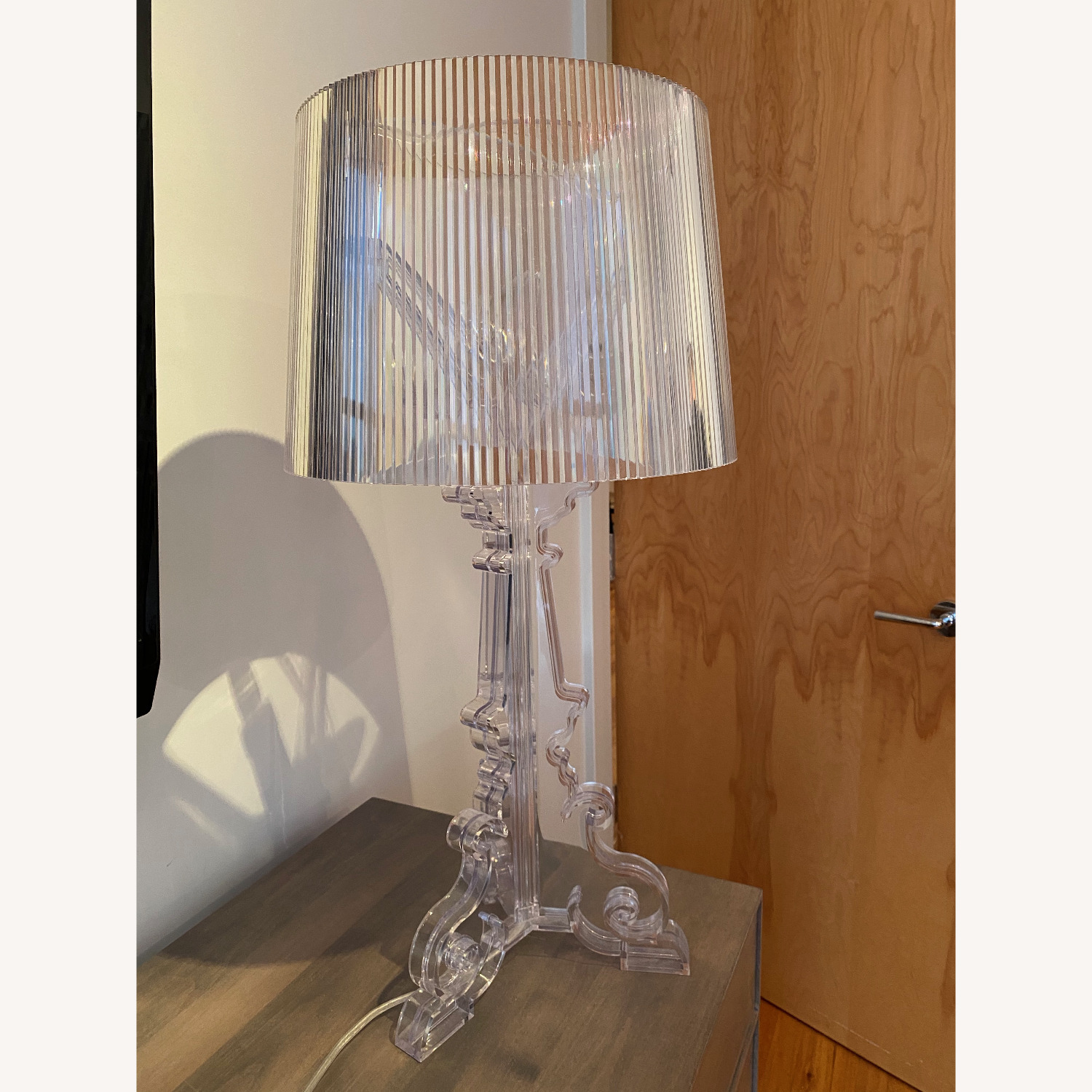 Kartell Bourgie Table Lamps - Pair - image-1