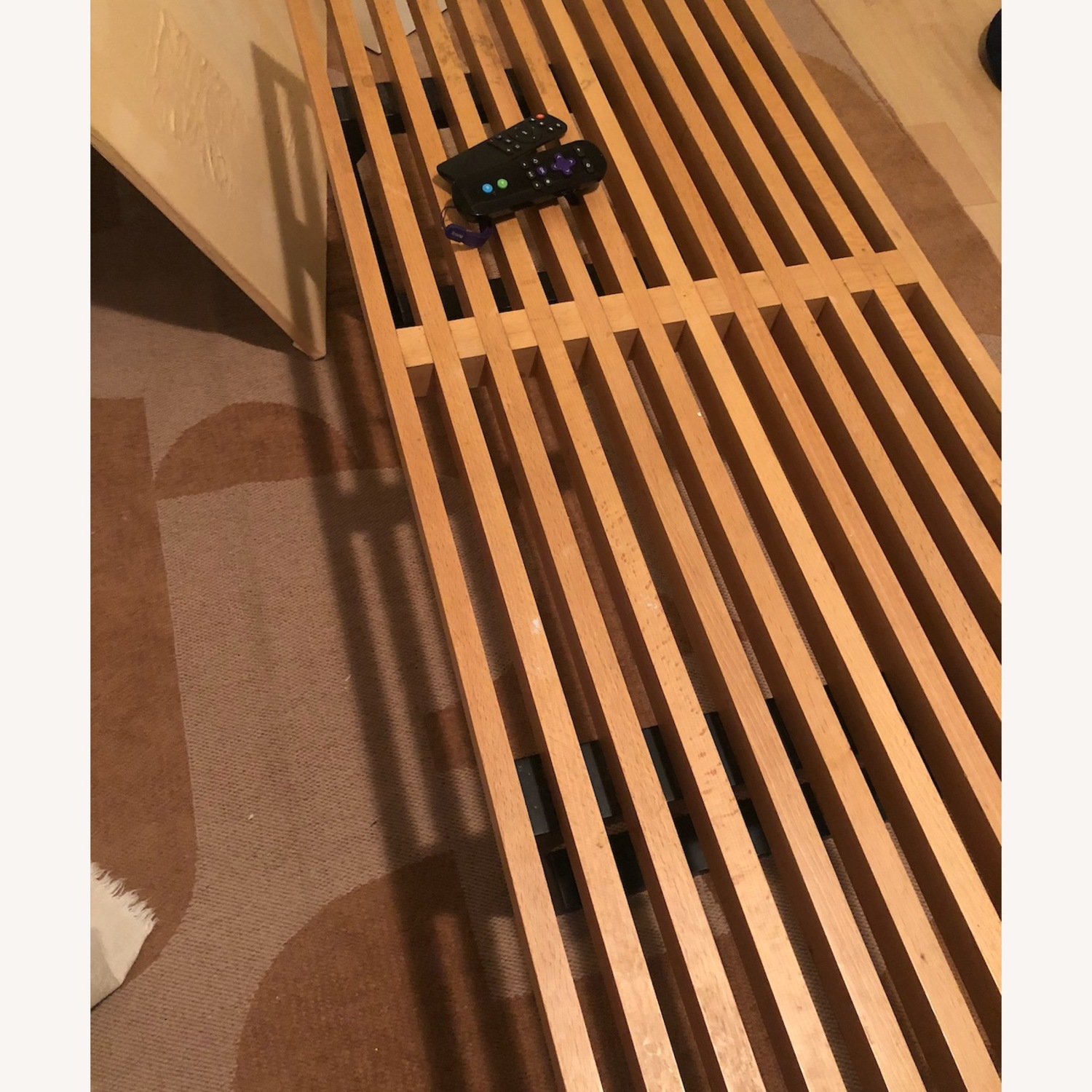 George Nelson Mid-Century Classic Bench - image-3