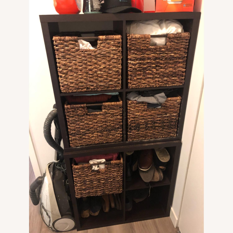 Target Cubbie Storage with Baskets - image-4