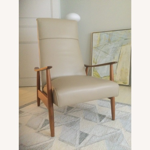 Used Design Within Reach Milo Baughman Recliner for sale on AptDeco