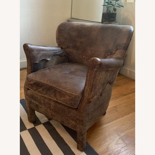 Used Timothy Oulton Limited Edition MAD PROFESSOR chair for sale on AptDeco
