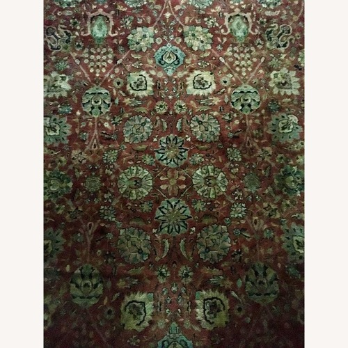 Used Hand-knotted, Turkish Wool Rug for sale on AptDeco