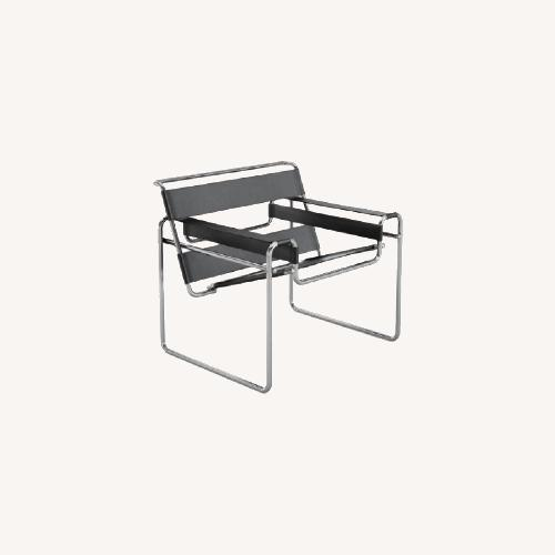 Used Knoll Marcel Breuer Wassily Replica Chair for sale on AptDeco