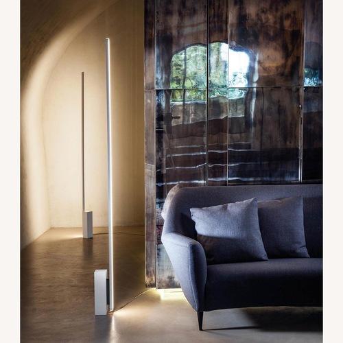 Used Nemo Linescape Floor Lamp / LED - White for sale on AptDeco