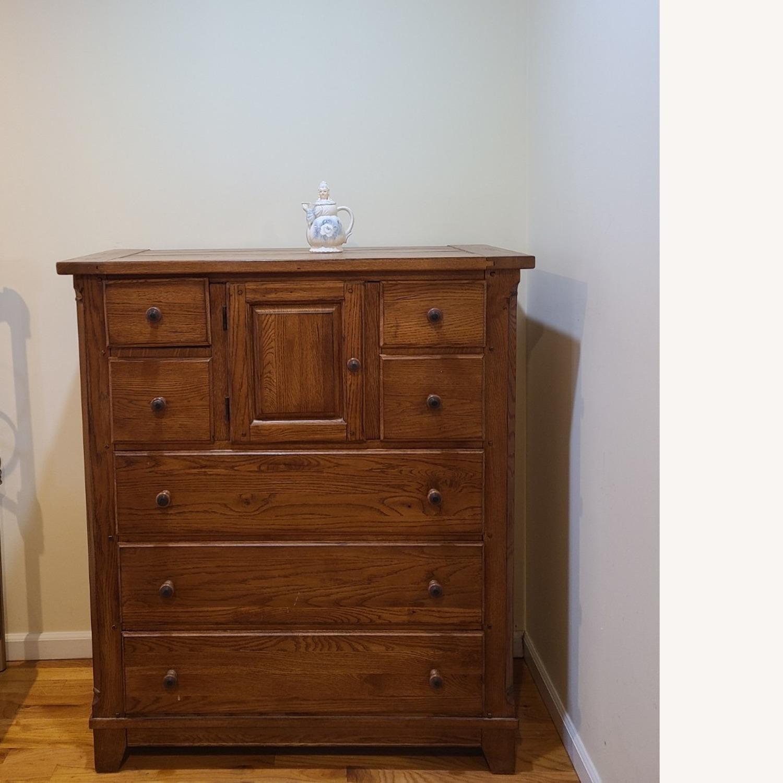 Solid Wood Dresser - image-1