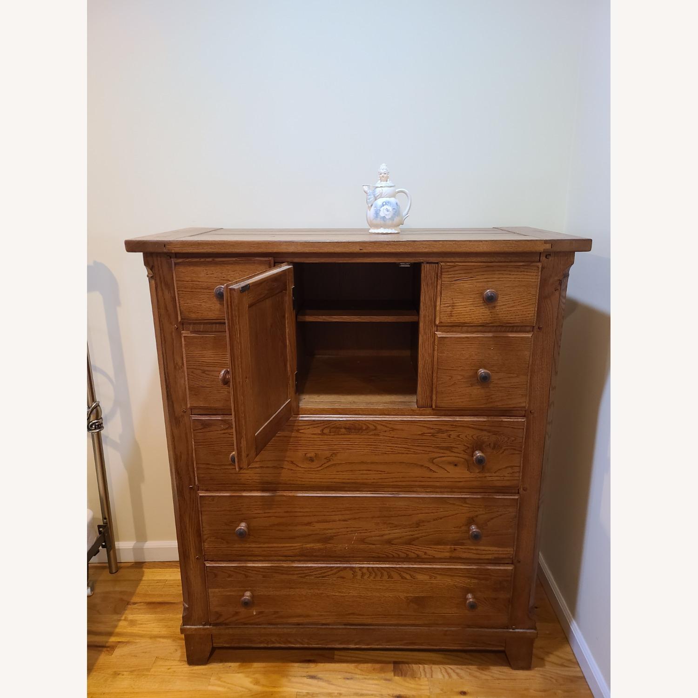 Solid Wood Dresser - image-2