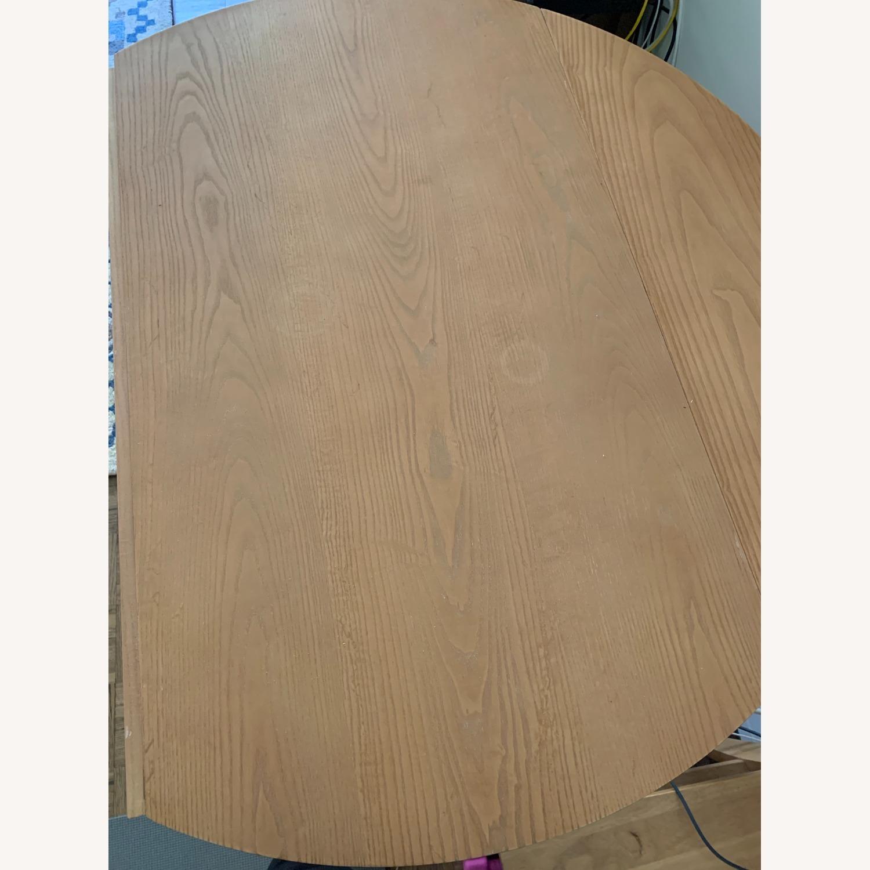 Target Carey Round Drop Leaf Table - image-2