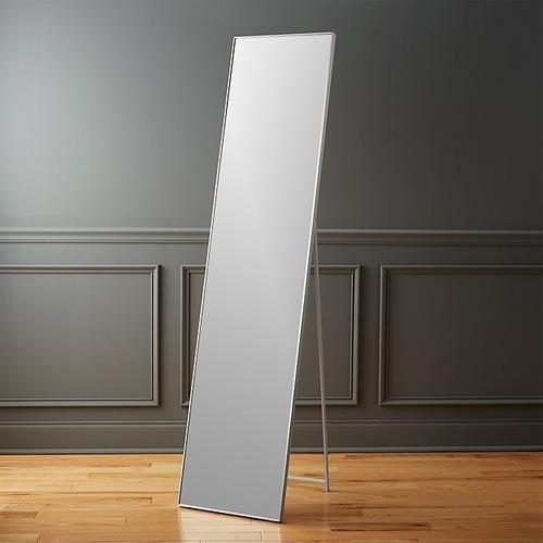 Used CB2 Infinity Standing Mirror for sale on AptDeco