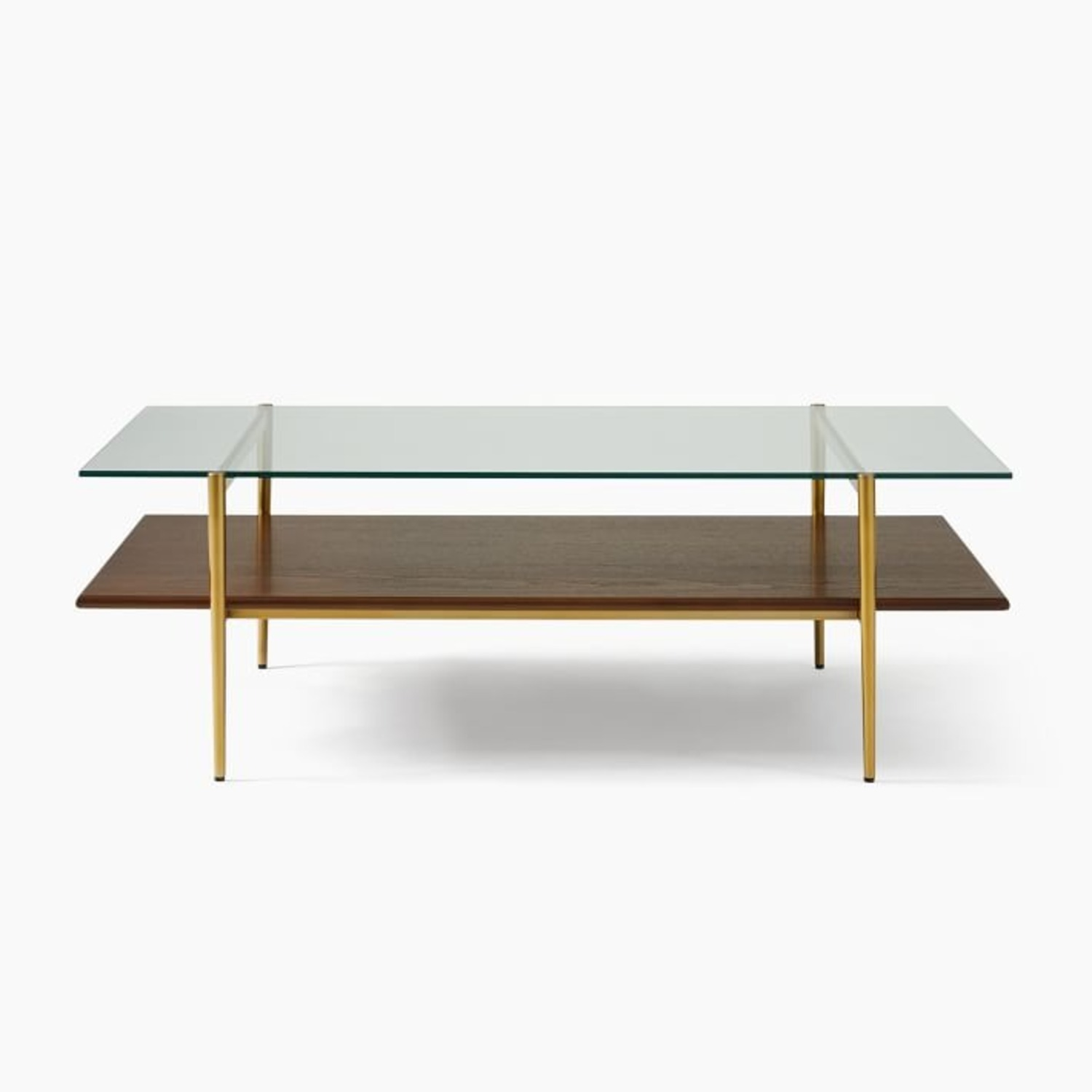 West Elm Art Display Coffee Table - image-3