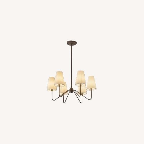 Used Rejuvenation Chandelier for sale on AptDeco