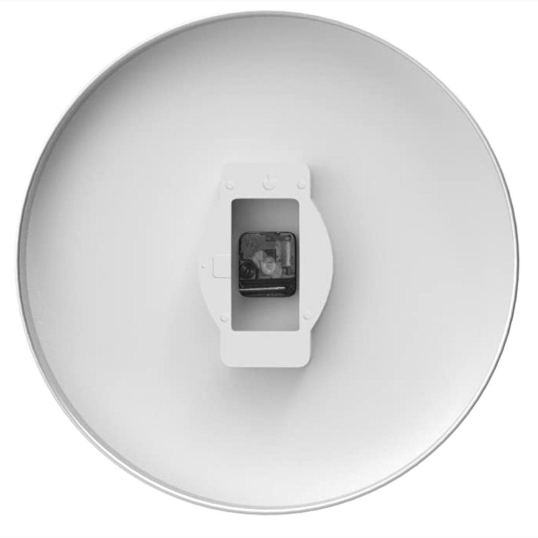 Minimalist Present Time Wall Clock by Karlsson - image-5