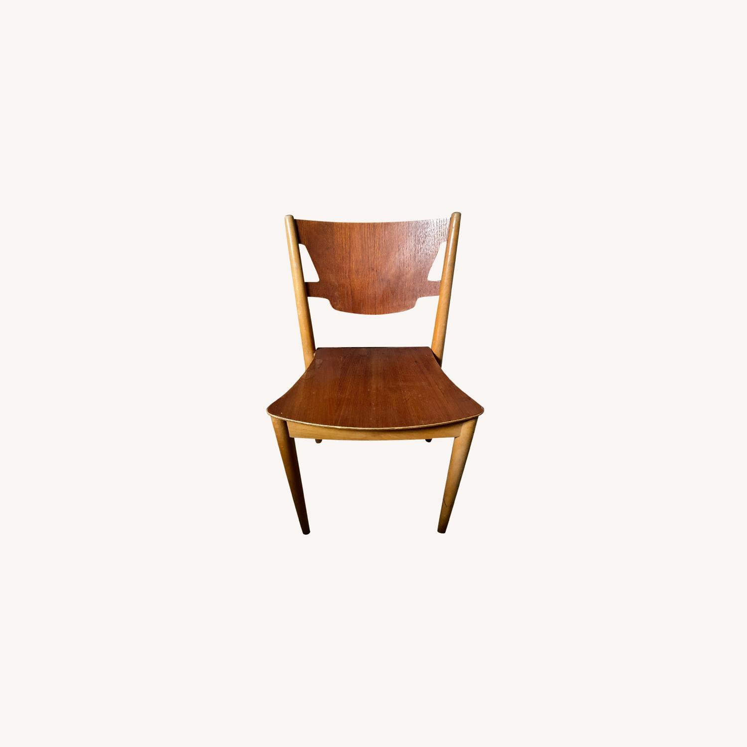 John Stuart Stackable Dining Chairs - Mid Century - image-0