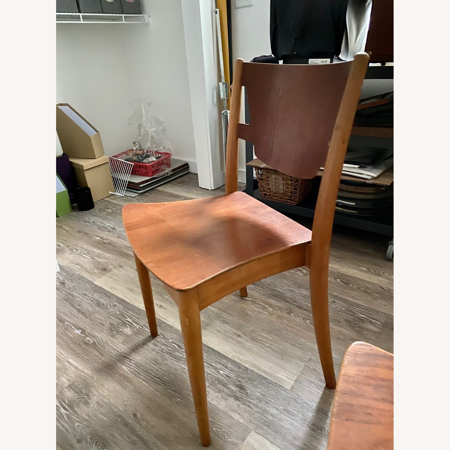 John Stuart Stackable Dining Chairs - Mid Century - image-2