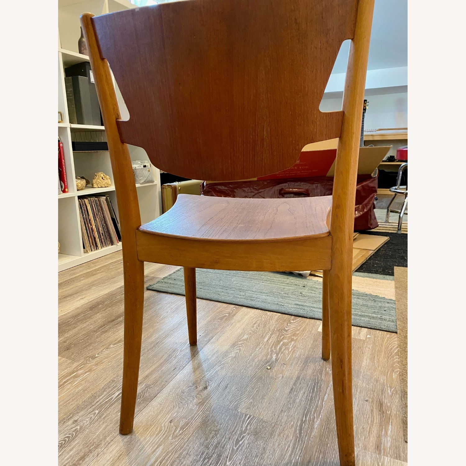 John Stuart Stackable Dining Chairs - Mid Century - image-3