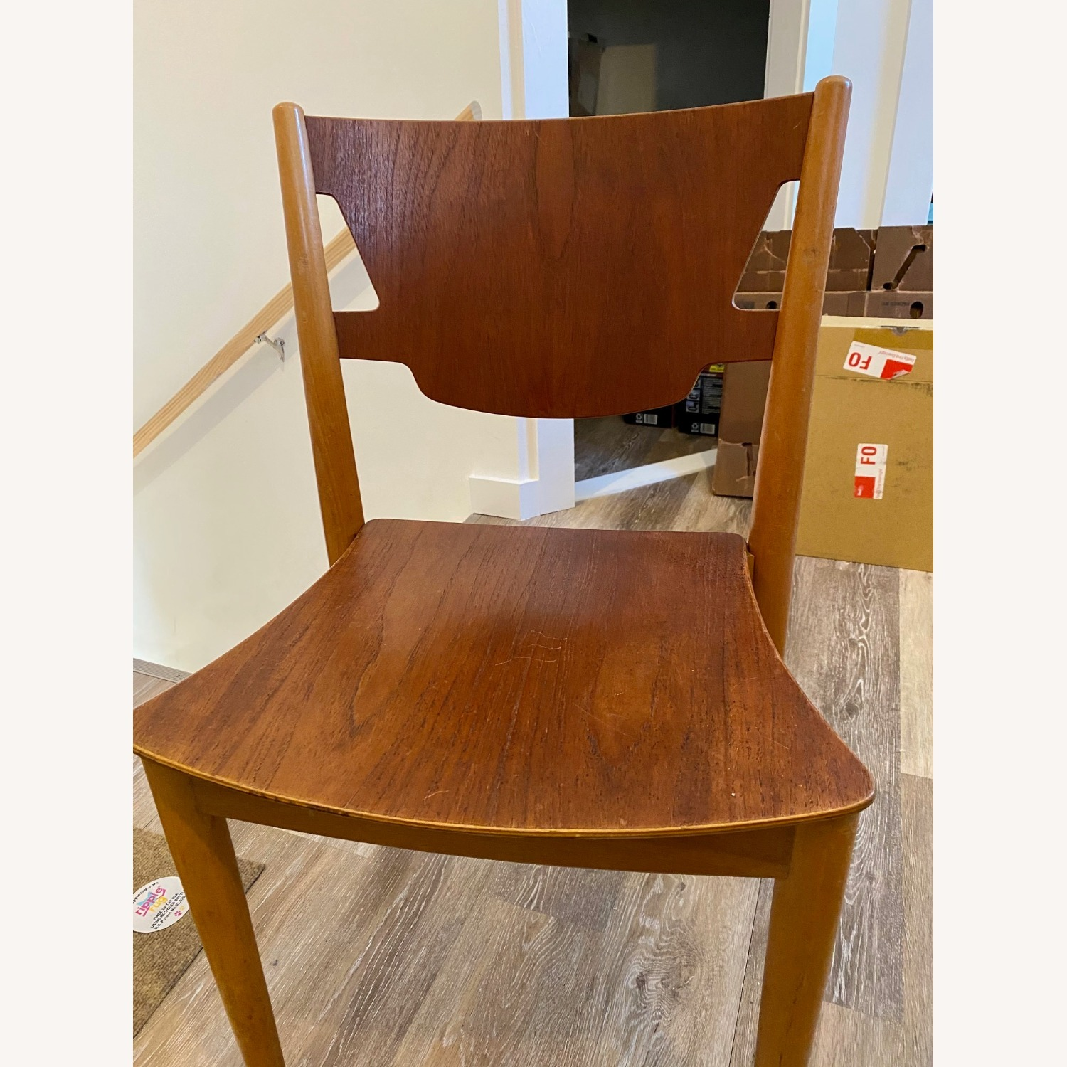 John Stuart Stackable Dining Chairs - Mid Century - image-7