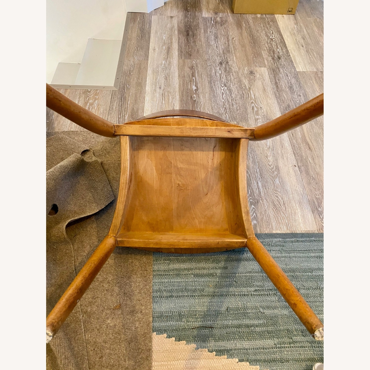John Stuart Stackable Dining Chairs - Mid Century - image-6