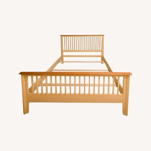 Used Nadeau Mission Style Queen Bed for sale on AptDeco