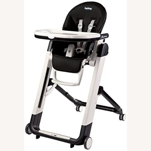 Used Peg Perego Siesta High Chair in Licorice for sale on AptDeco