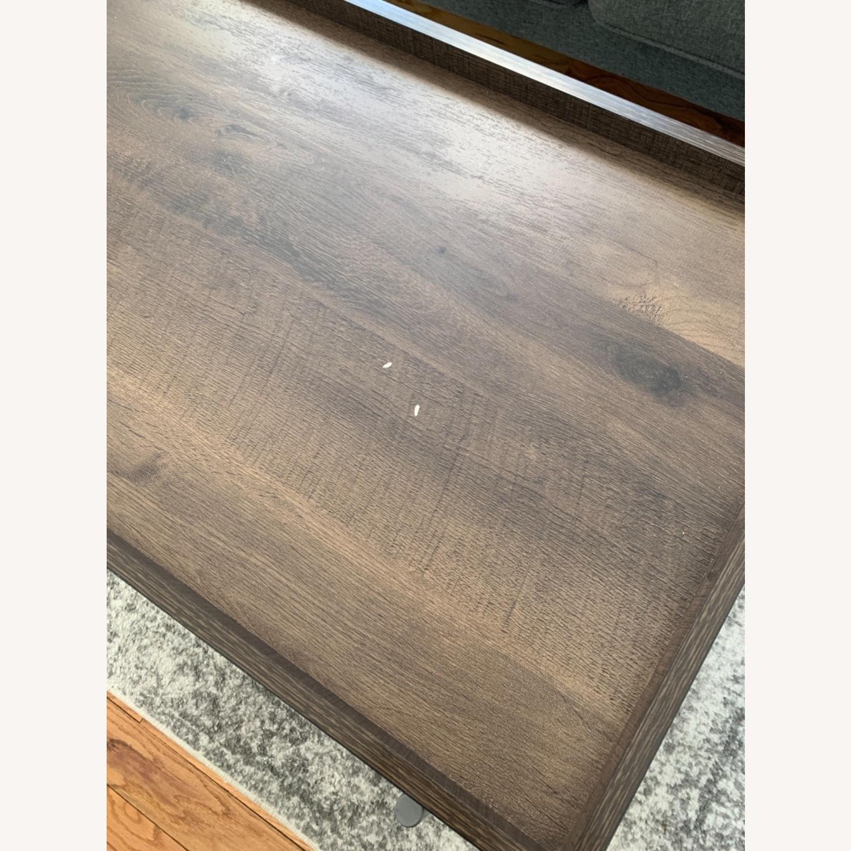 Target Dark Brown Coffee Table - image-4