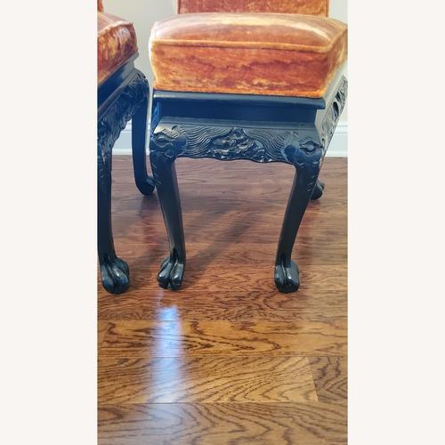 Used Tallback Velvet Chairs for sale on AptDeco