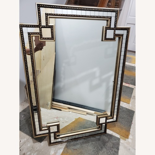 Used Horchow Mosaic Mirror for sale on AptDeco